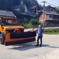 Komunalci nabavili specijalno višenamjensko vozilo