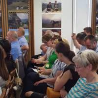 Predstavnici Općine, udruga i Turističkog ureda na konferenciji o razvoju ruralnog turizma na Bjelašnici