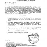 Naredba Federalnog stožera Civilne zaštite -  dozvoljava se rad privatnih stomatoloških ordinacija i privatnih zubotehničkih laboratorija